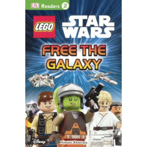 LEGO Star Wars: Free the Galaxy (DK Readers Level 2 Series) (Turtleback School & Library Binding Edition)