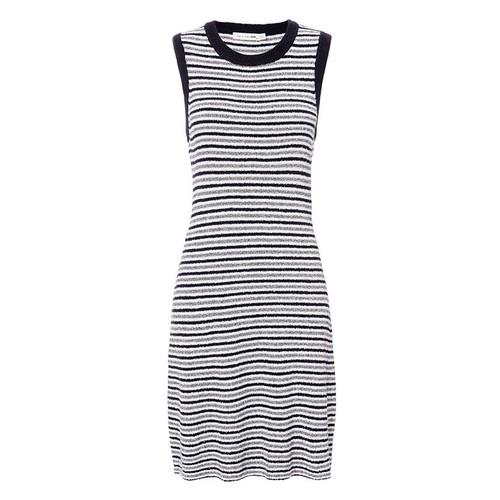 RAG & BONE Lindsay Striped Knit Dress