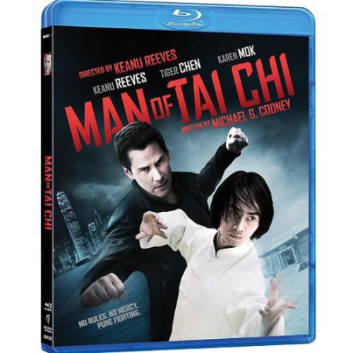 Man Of Tai Chi (Blu-ray) (Widescreen)