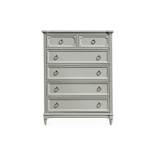 Clementine Court Dresser, Gray