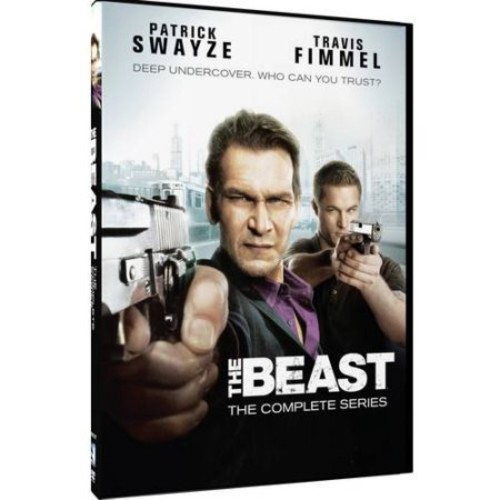The Beast: The Complete Series (DVD)
