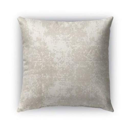 Kavka Ravenna Burlap Indoor/Outdoor Throw Pillow; 26'' H x 26'' W x 5'' D