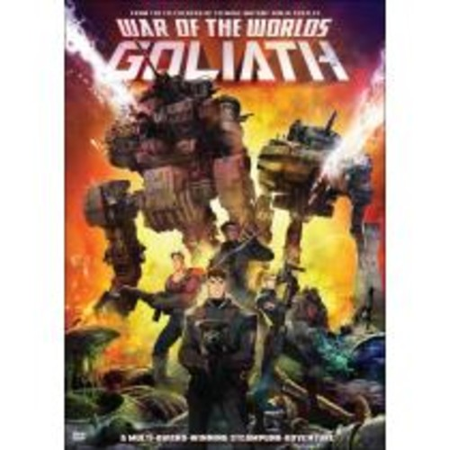 War of the Worlds: Goliath [DVD] [English] [2012]