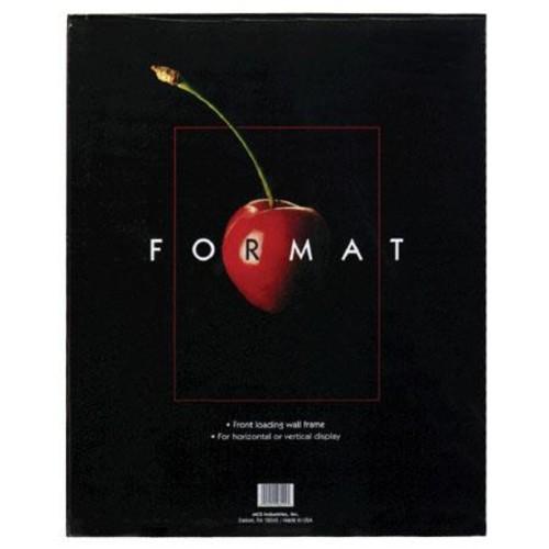 MCS FOF812BK Plastic Format Frame for 8x12in Photo FOF812BK
