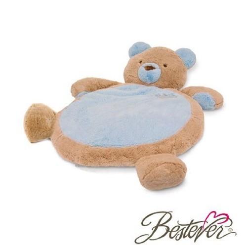 Bestever Blue Bear Baby Mat