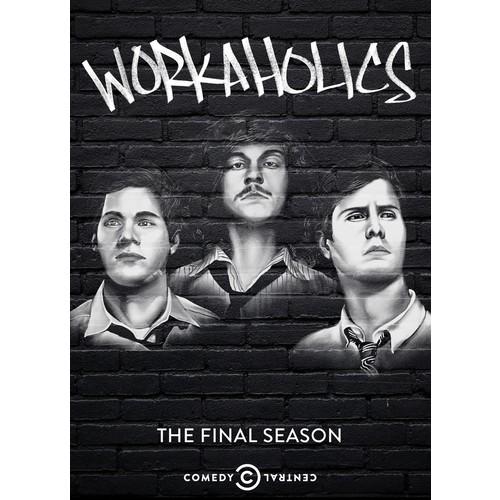 Workaholics: The Final Season [2 Discs] [DVD]