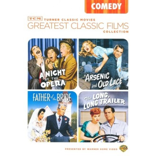 TCM Greatest Classic Films Collection: Comedy [2 Discs]