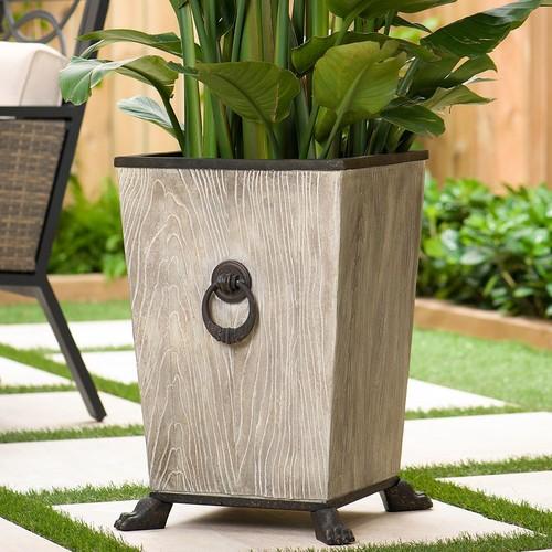 Bombay Outdoors Versailles Claw Urn Planter - Indoor / Outdoor