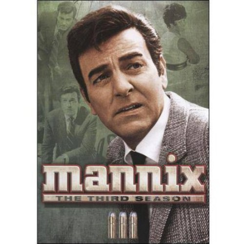 Mannix: The Third Season [6 Discs]
