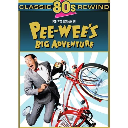 Pee-Wee's Big Adventure [DVD] [1985]