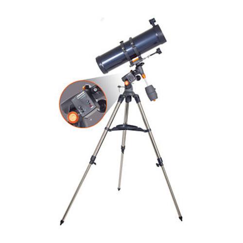 Celestron AstroMaster 130EQ Telescope with Motor Drive
