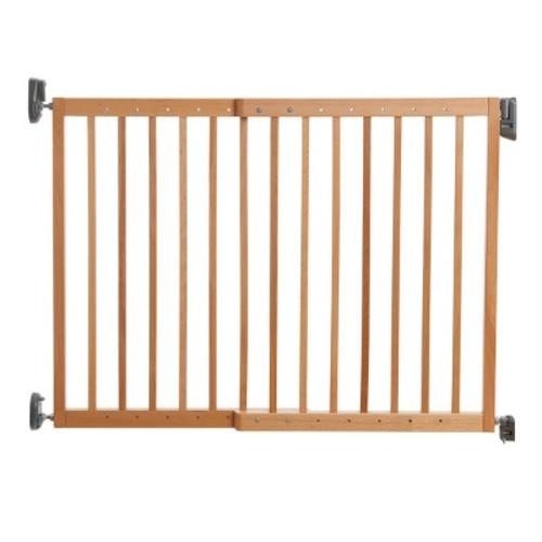 Munchkin Push to Close Wood Safety Gate