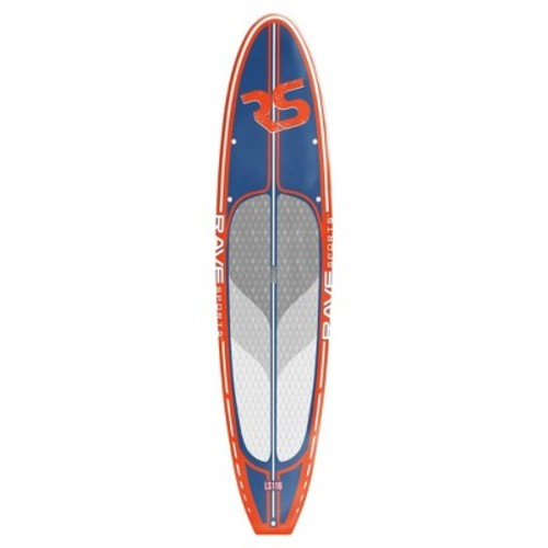 Rave Sports Lake Cruiser Paddle Board LS116 SUP - 11' X 6