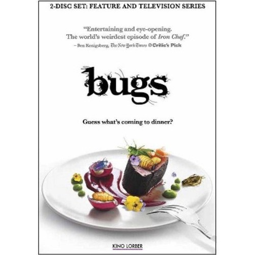 Bugs Film And Tv Series (DVD)