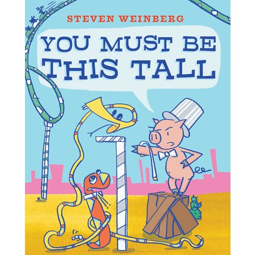 Steven Weinberg; Steven Weinberg You Must Be This Tall