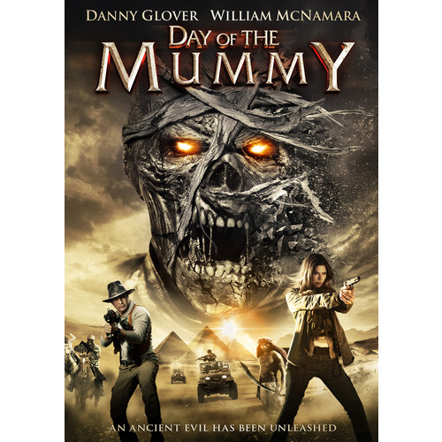 Day of the Mummy [DVD] [2014]