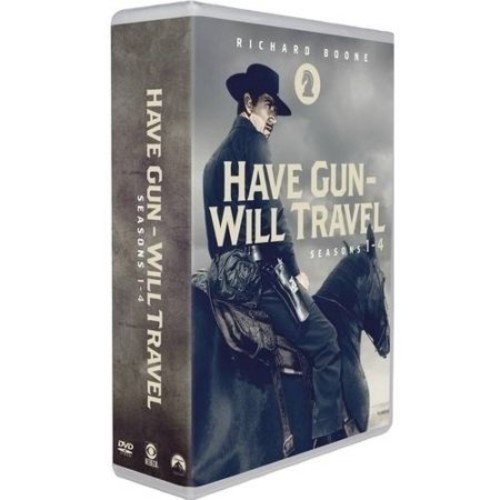 Have Gun, Will Travel: The Complete Seasons 1-4