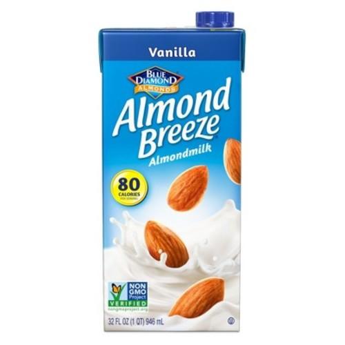 Blue Diamond Almond Breeze Vanilla Almond Milk - 32 fl oz
