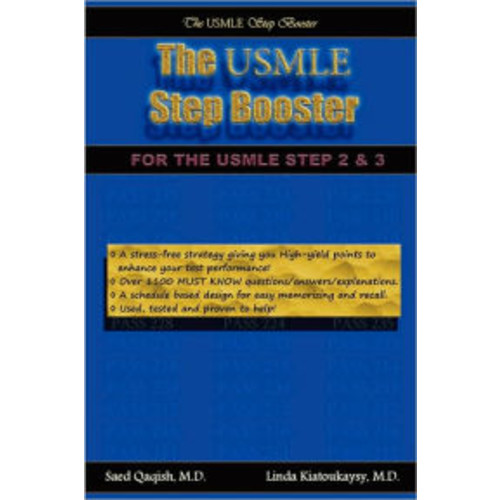 The USMLE Step Booster