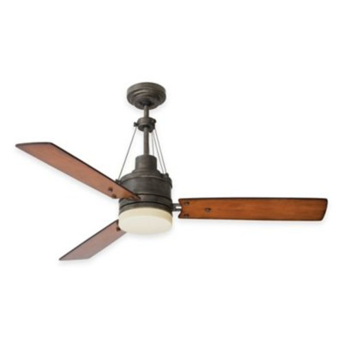 Emerson Highpointe 54-Inch 2-Light Ceiling Fan with Remote Control