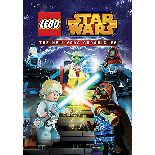 LEGO Star Wars: The New Yoda Chronicles [DVD]