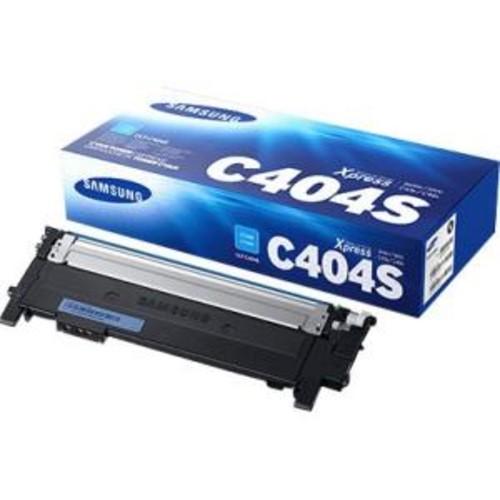 Samsung CLT-C404S/XAA Toner Cartridge - Cyan