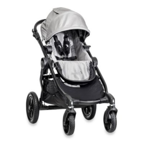 Baby Jogger City Select Single Stroller in Silver