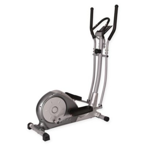 Magnetic Elliptical Trainer in Silver
