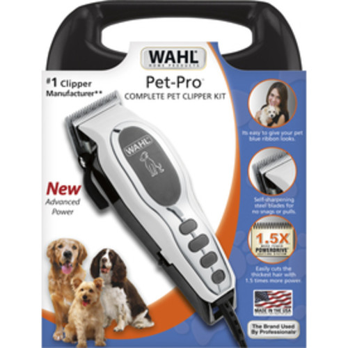 Wahl Pro Pet Clipper Dog Shedding Blade