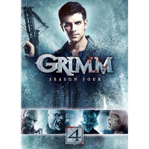 Grimm: Season Four [5 Discs] [DVD]