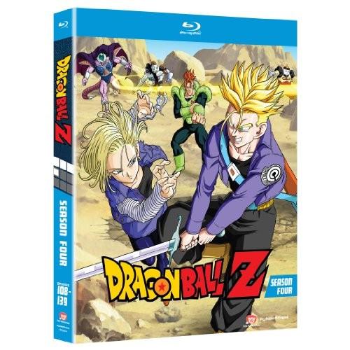 Dragon Ball Z: Season 4