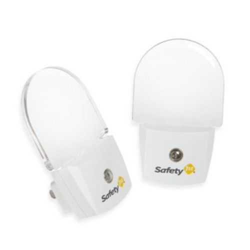 Safety 1st Auto Sensor Nightlight 2-Pack
