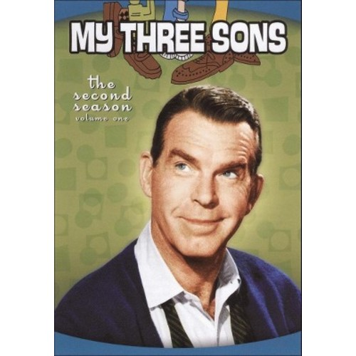 My Three Sons: The Second Season, Vol. 1 [3 Discs]