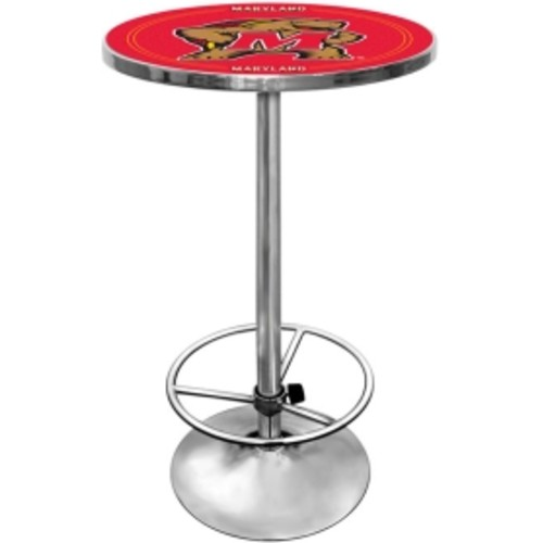 Trademark Games Maryland Terrapins Pub Table