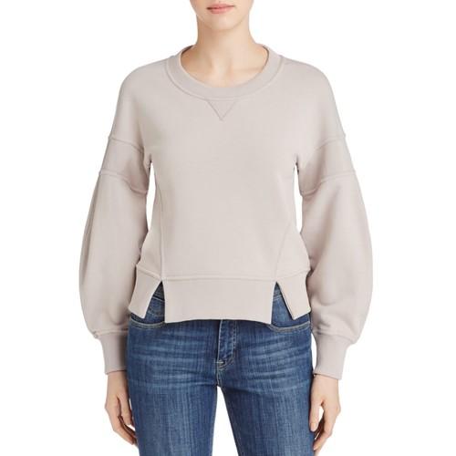 BURBERRY Minho Side Slit Sweatshirt