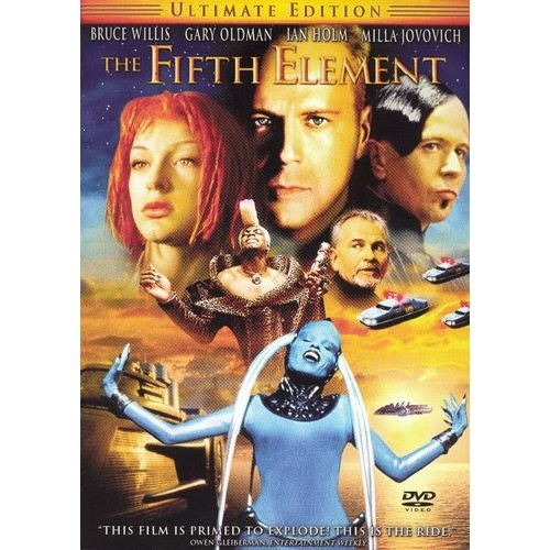 The Fifth Element [Ultimate Edition] [DVD] [1997]