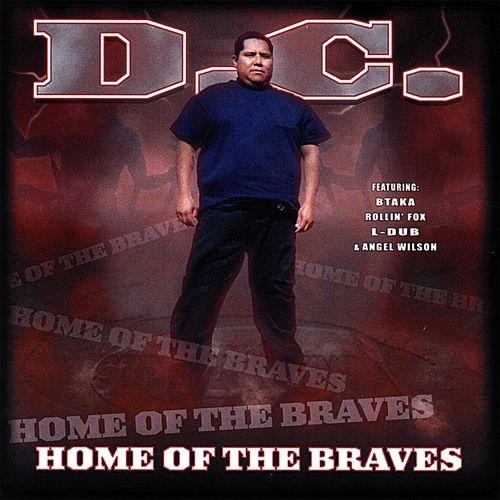 Home of the Braves [CD] [PA]