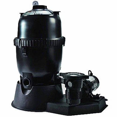 Pentair Sta-Rite 150 Sq.-ft Mod Media Filter System with 1.5 HP Pump for Above Ground Pools