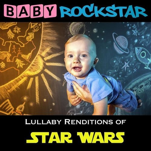 Star Wars: Lullaby Renditions [CD]
