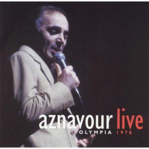 Aznavour Live: Olympia, 1978