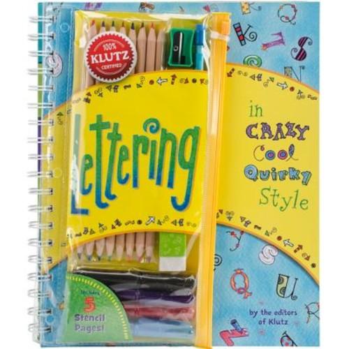 Klutz Lettering Book Kit (127488)