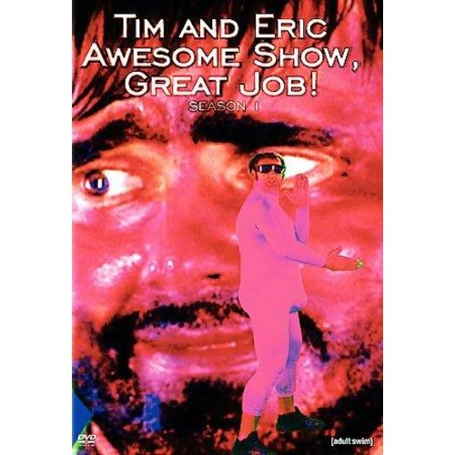 Tim and Eric Awesome Show, Great Job!: Season 1 (DVD)