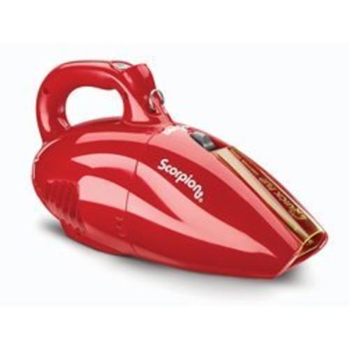Dirt Devil Scorpion Quick Flip Corded Bagless Handheld Vacuum SD20005RED [6