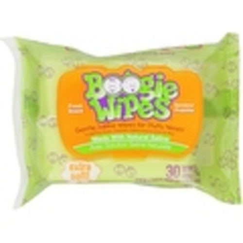 Boogie Wipes Fresh Scent 30 Each [option : Pack of 03]