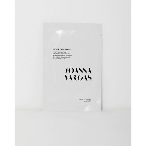 Joanna Vargas Dawn Sheet Mask Set/ 5