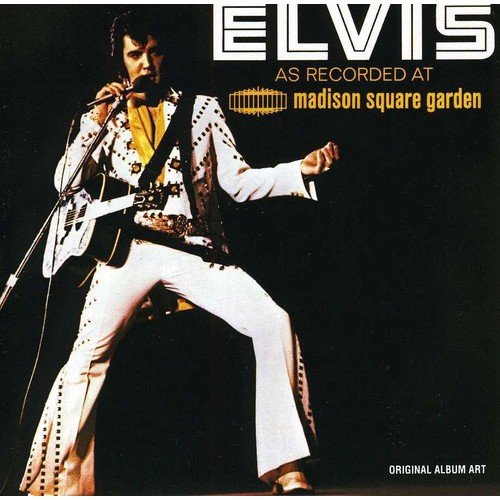 Elvis Presley - Elvis As Recorded Live at Madison Square Garden