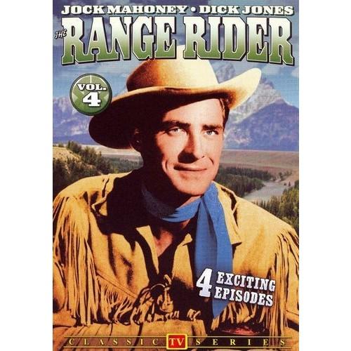 The Range Rider, Vol. 4