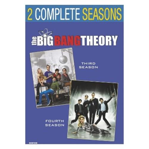 Big bang theory:Seasons 3 & 4 (DVD)
