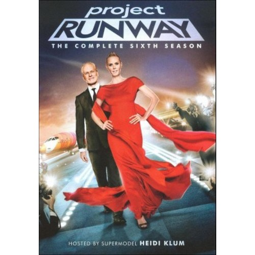 Project Runway: The Complete Sixth Season [4 Discs]