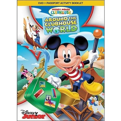 Mickey Mouse Clubhouse: Around The Clubhouse World (Widescreen)